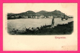 Königswinter - Koenigswinter - STENGEL & Co Dresden. 1785. A - Koenigswinter