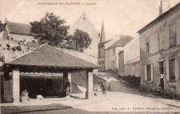Fontenay-en-Parisis.  Lavoir. - France