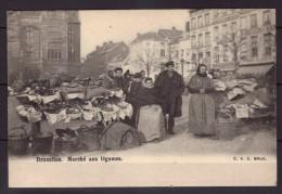 Bruxelles - Belgique - Marché Aux Légumes - Marchés