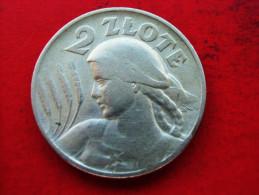 POLEN Republik Polen (1918-1939) 2 Zlote 1925 London - Polen