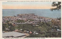 PANAMA CITY - FROM ANCON HILL - Panama