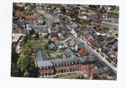 CPSM BELGIQUE - Vue Aérienne - Panorama - TB PLAN D'ensemble Et De L'intérieur Du Village Avec Détails Des Maisons - Theux