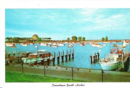 Autres. Downtown. Downtown Yacht Harbor. - Etats-Unis