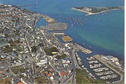LE CROISIC - Le Port Vu Du Ciel - Le Croisic