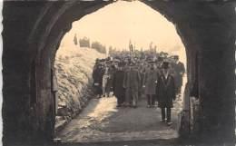 Fort De Loncin - Carte-Photo - Barracks