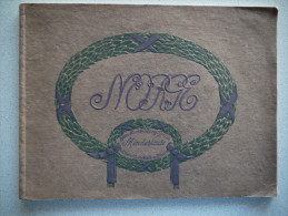 NORGE MINDEBLADE 1814 1914 MITTET CO KUNSTFORLAG KRISTIANA - Livres, BD, Revues