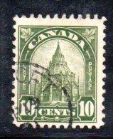 Y906 - CANADA' 1930 , Y&T N. 151  Usato - 1911-1935 Regno Di George V
