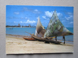 Maceio, Alagoas. Praia Pajucara. - Maceió