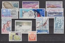 Taaf 1995 Complete Yearset 12v ** Mnh (25887) - Franse Zuidelijke En Antarctische Gebieden (TAAF)