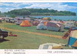 Vrsar - Koversada FKK Nudist Naturist Camp 1967 - Croazia