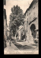 06 VENCE Avenue Marcellin Maurel, Animée, Ed Raynard ND 1018, 191? - Vence