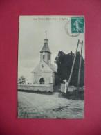 Cpa.r - Les Thilliers (27) - L'église - éditions Martin - Autres Communes