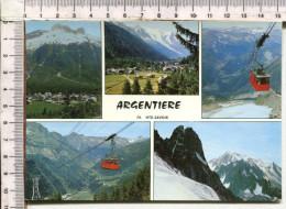 ARGENTIERE  - 5   Vues - France