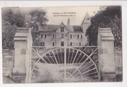 Cpa SAINT EPIN Chateau De Savonneau - Autres Communes