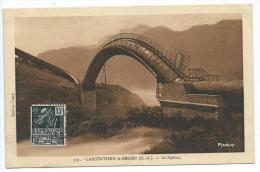 L´Argentière La Bessée, Hautes Alpes: Le Syphon Signée MARIO N° 519. - L'Argentiere La Besse