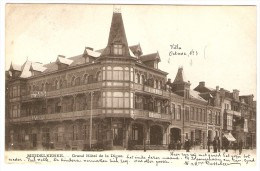 MIDDELKERKE    ----   Grand Hôtel De La Digue - Middelkerke
