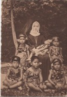 ILES SAMOA MISSIONS MARISTES D'OCEANIE SOEURS ENFANTS - American Samoa