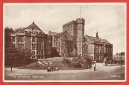 CPA Royaume Uni - Sheffield - The University - Sheffield