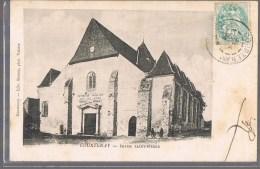 COURTENAY . Eglise Saint - Pierre . - Courtenay