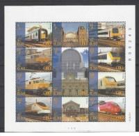 Spoorwegvignetten Nr TRV18-28 ** - Chemins De Fer