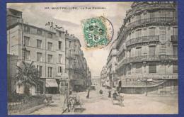 CCC - CPA HERAULT (34) - 397 - MONTPELLIER - LA RUE NATIONALE - - Montpellier