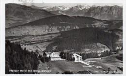 Pfänder Hotel Mit Bregenzerwald 1937 Lochau - Lochau