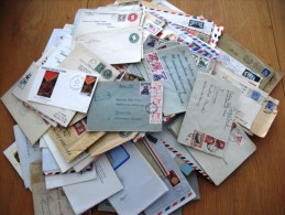 Huge compilation of about 4 to 5 thousand covers and cards (net weight more than 20 kg), worldwide, no Germany
