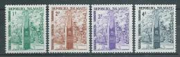 MADAGASCAR  Taxe  Yvert   41 à 44 ** - Madagascar (1960-...)