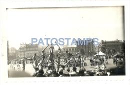 21788 MEXICO HELP SPORTS PARADE DESFILE DEPORTIVO YEAR 1938 12 X 7.5 CM PHOTO NO POSTAL POSTCARD - Motos