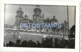 21789 MEXICO HELP SPORTS PARADE DESFILE DEPORTIVO YEAR 1938 12 X 7.5 CM PHOTO NO POSTAL POSTCARD - Motos