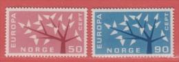 1962 ** (sans Charn., MUH, Postfrish)  Yv  433/4Mi  476/7 NHK  511/2 - Unused Stamps