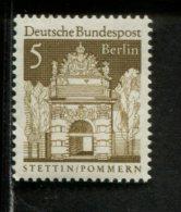 DUITSLAND BERLIJNE POSTFRIS - MINT NEVER HINGED - POSTFRISCH OHNE FALZ YVERT 246 - [5] Berlin