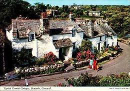 BOSTCASTLE     H10      Typical Cornish  Cottages - Pays De Galles