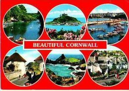 Divers     H15      6 Views , Beautiful Cornwall - Pays De Galles