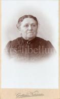 Photo-carte De Visite / CDV / Femme / Lady / Woman / Vrouw / Photo Gustave Narcisser / Brussel - Photos