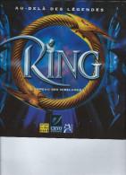 Ring: L'anneau Des Nibelungen Editeur : Cryo Interactive 6 CD Neuf WAGNER Et DRUILLET - PC-Games