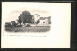 CPA Forcalquier, Saint-Martin Les Eaux - Forcalquier