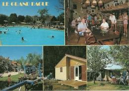 Atur (Dordogne): Camping Le Grand Dague - Frankrijk