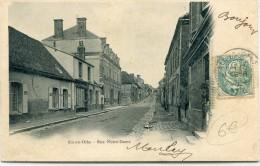 CPA 10 AIX EN OTHE RUE NOTRE DAME 1904 - France