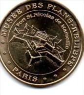 Monnaie De Paris : Musée Des Plans Reliefs Paris 2012 - 2012