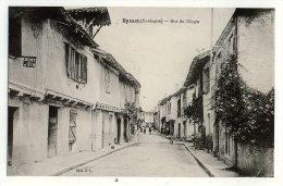 24 - B6357CPA - EYMET - Rue De L'Engin - Très Bon état - DORDOGNE - France