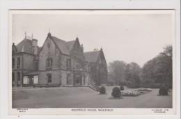 Carte Postale - HOLMFIELD HOUSE , WAKEFIELD - Angleterre