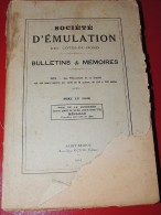 Société D'Emulation Des Côtes-du-Nord - Tome LX 1928 - Libros, Revistas, Cómics