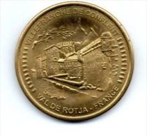 Collection Européenne : Médaille Souvenir VILLEFRANCHE DE CONFLENT - Touristiques