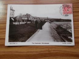 HELENSBURGH The Esplanade Avec Timbre   1910 - Argyllshire