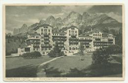 MERANO HOTEL ROSENGARTENGRUPPE NON VIAGGIATA F.P. - Bolzano (Bozen)