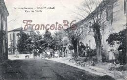 Mondavezan - Quartier Vieille - 2 SCANS - Other Municipalities