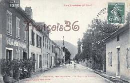 Estenos - La Route De Luchon - Hotel Renaud - 2 SCANS - France