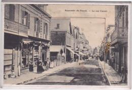 25191 Souvenir De BERCK  Rue Carnot - Carte à Système - 12 Vues 6x8cm - Coll Leporello Lib Pap -