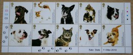 DOGS AND CATS 2010 - 1952-.... (Elizabeth II)